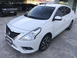 Nissan versa 2017/2017 1.6 16v flex unique 4p xtronic - 2017