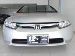Honda Civic Sedan LXS 1.8 Prata - 2007