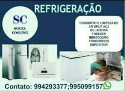Refrigeração serviços