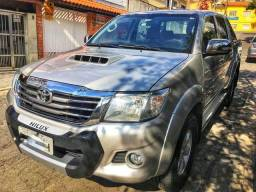 Hilux SRV 2014 4x4 Diesel - 2014
