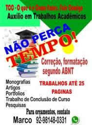 Trabalhos Acadêmicos-TCC