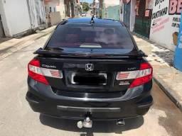 Honda civic lxr 14/15 - 2015