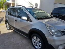 Nissan Livina XGear 1.8 Automática Flex! 2012 - 2012