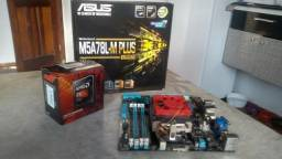 Kit PC Gamer AMD (Usado)