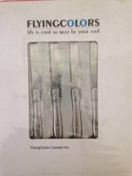 Conjunto De Facas Laguiole By Flyingcolors comprar usado  Belo Horizonte