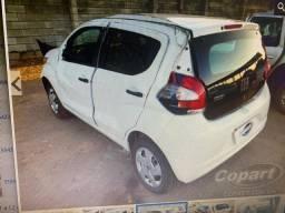 Fiat mobi sucata para retirada de peças