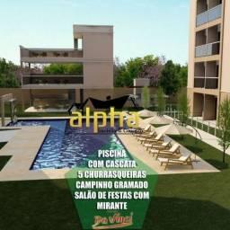 Apartamento Picasso e Davinci - 2 Suites - Elevador e Área de Lazer Completa