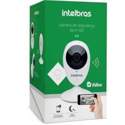 Câmera de Segurança Intelbras iC3 interna