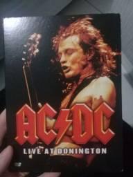 Dvd Ac dc live donington