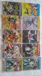Gibis superaventuras Marvel abril