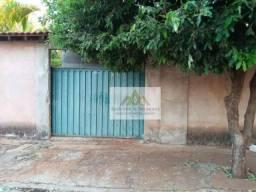 Casa com 2 dormitórios à venda, 155 m² por R$ 190.000 - Jardim Paiva - Ribeirão Preto/SP