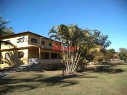 Sítio à venda com 5 dormitórios em Chácaras de inoã (inoã), Maricá cod:1712