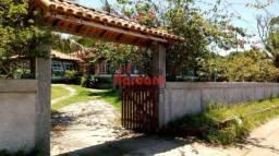 Chácara à venda com 3 dormitórios em São josé do imbassaí, Maricá cod:182