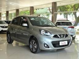 Nissan March 1.6 SL 4P FLEX AUT