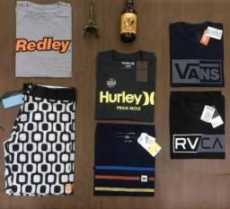Fornecedor de camisetas multimarcas RJ