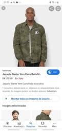 Jaqueta Starter (Corta Vento)