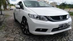 Civic Lxr 2015 aut ( único) - 2015