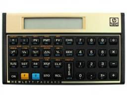 Vendo Calculadora financeira HP 12c