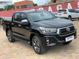Toyota hilux SRX 2.8 CD 4X4 automática 2019/2019 - 2019