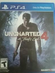 Troco Uncharted 4 - PS4