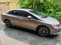 Civic LXR diferenciado - 2015