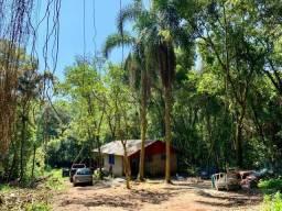 Sítio em Três Coroas, com casa Nova e rio na propriedade. 6 km da ERS 115