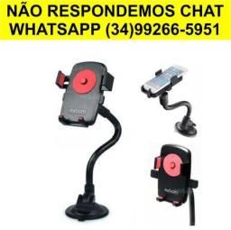 Suporte Celular para Carro * Ventosa Vidro * Entrega R$ 10