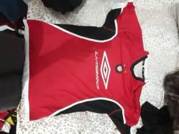 Coleção Athlético Paranaense 2000 a 2012 camisa de treino