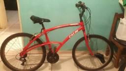 Bicicleta Confort Caloi 21V