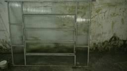 Janela de cozinha vitro