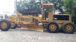 Motoniveladora caterpillar - 12F- ano 1970- Mecanica