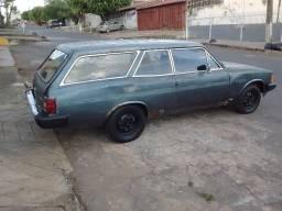 Caravan 81 para restauro documentos e mecanica ok R$3800 - 1981