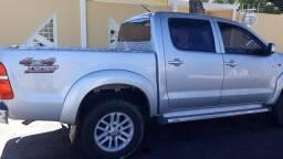 Toyota Hilux cd 4x4 Aut