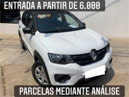 Renault kwid 1.0 (PARCELAMOS)