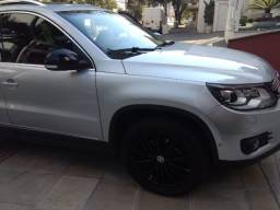 Vw - Volkswagen Tiguan - 2014- Teto Panorâmico - Xênon-Prata