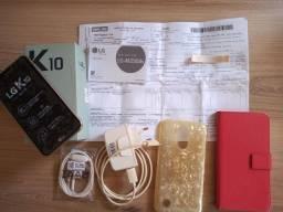 LGK10, vendo novíssimo, bateria zerada