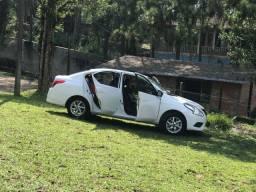 Nissan versa 1.6 2020 flex único dono $59,900