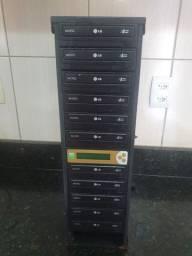 Gravador de CD e DVD LG