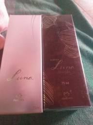 Perfumes na promoção