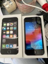 Apple IPhone 5s 16GB Vitrine Sem Touch ID