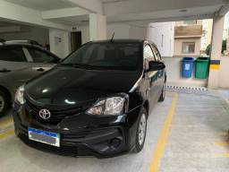 Toyota Etios Ex 1.3 2020 automatico