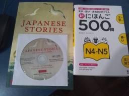 Livros para estudar japonês