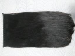 Mega Hair cabelo 100% Humano em tela