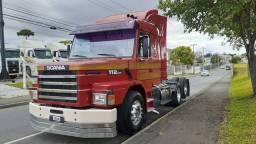 Scania 112 HW 360 1991 6x2 Trucado