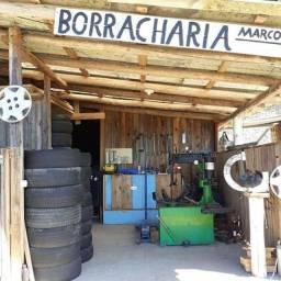 Vendo Maquinário de Borracharia completa 11.500