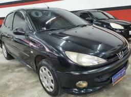 Peugeot 206 1.4 - Flex - só R$ 9.990