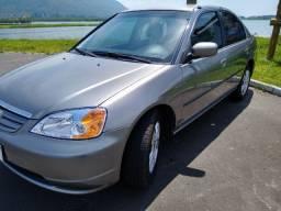 Honda Civic Automático sedan LX 1.7 Completo