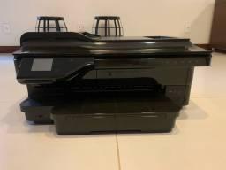 Impressora Multifuncional A3 - HP OfficeJet 7610 - A3 HP
