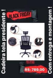Cadeira presidente Black Friday