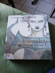 Vendo livro final fantasy - sky